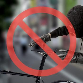ロードバイク盗難防止