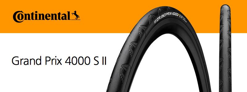 Continental Grand Prix 4000SⅡ
