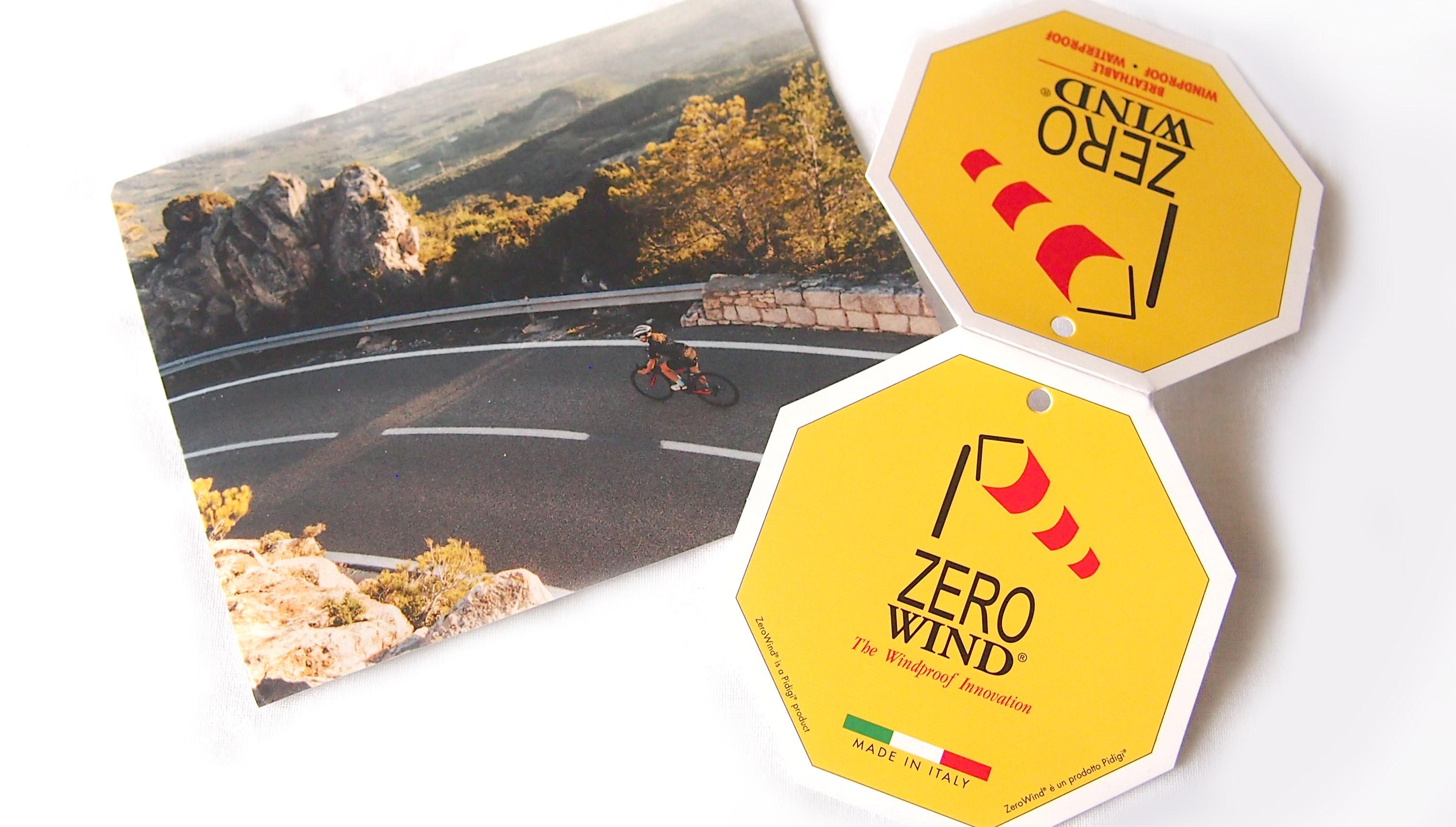 twocirclescycling giletポストカード