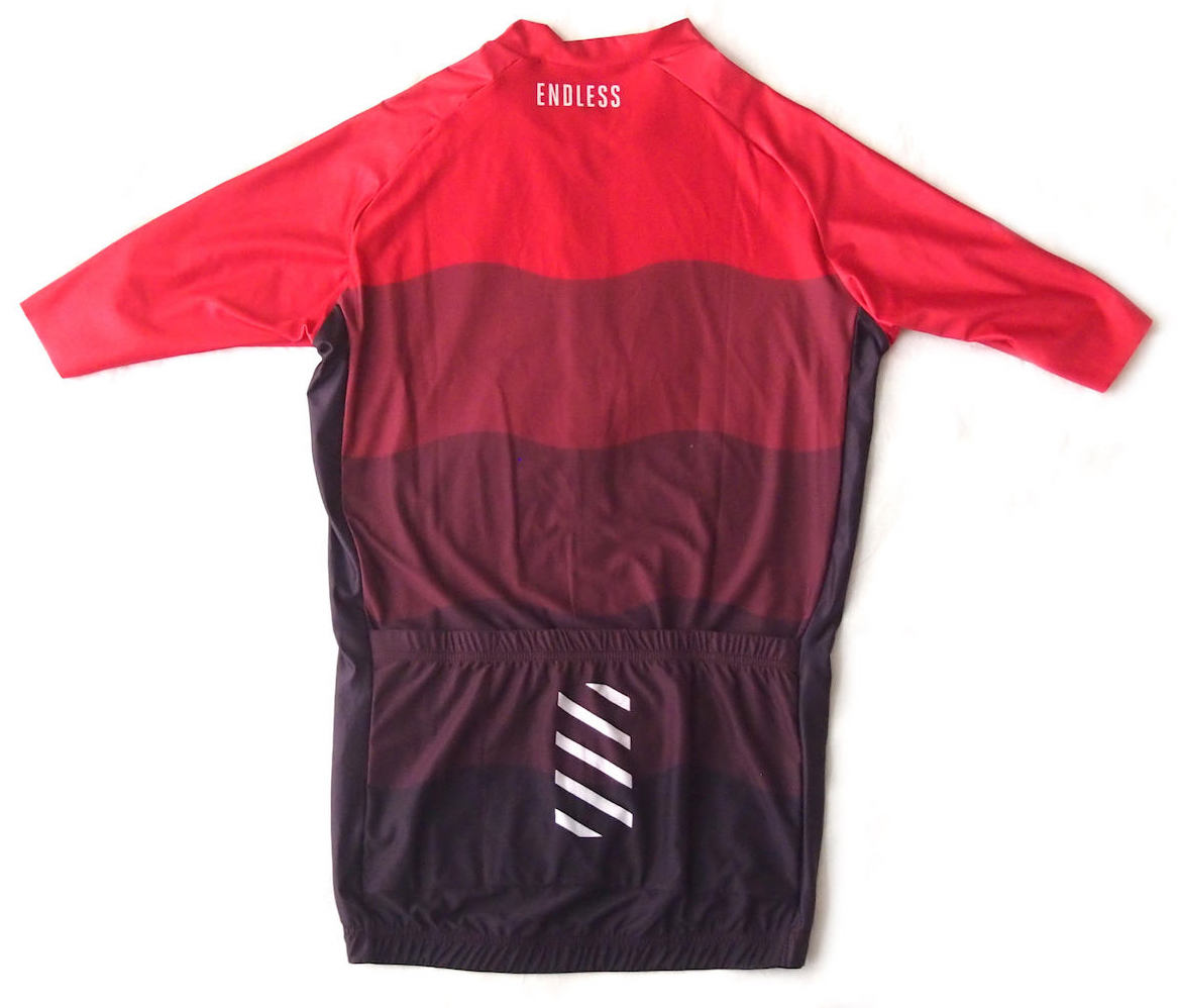 Endless Summer Jersey back