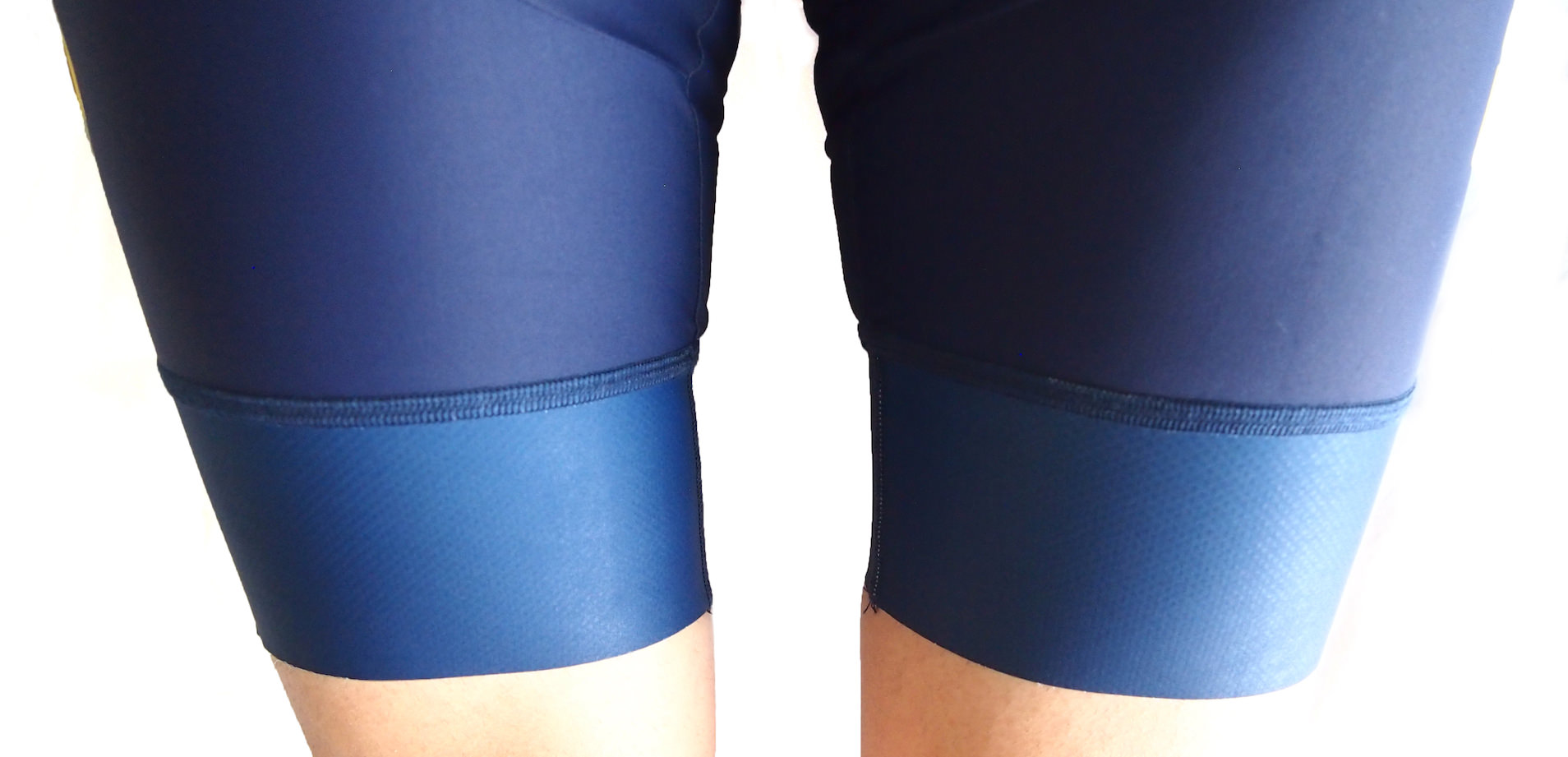 FYXO Blu Marino Bib Shorts 裾
