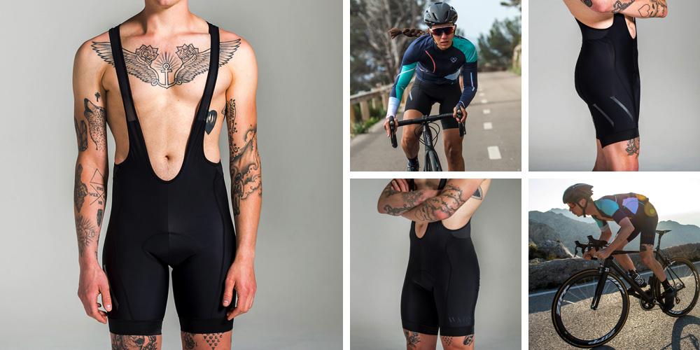 warsaw cycling pro bib shorts