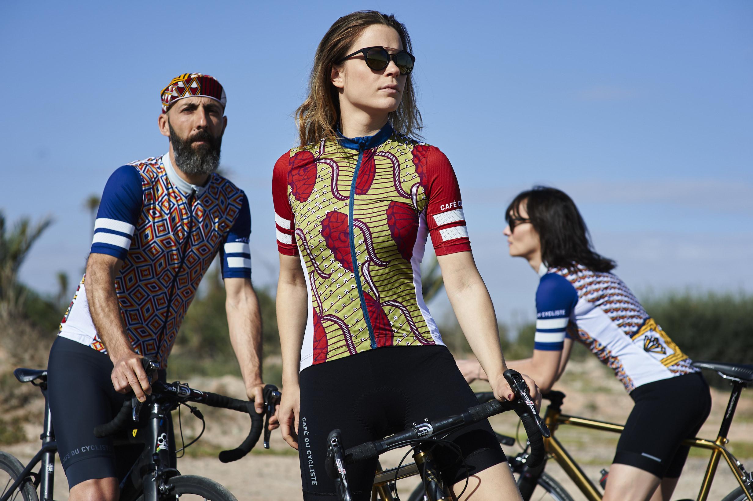 cafe du cycliste jersey - boubou