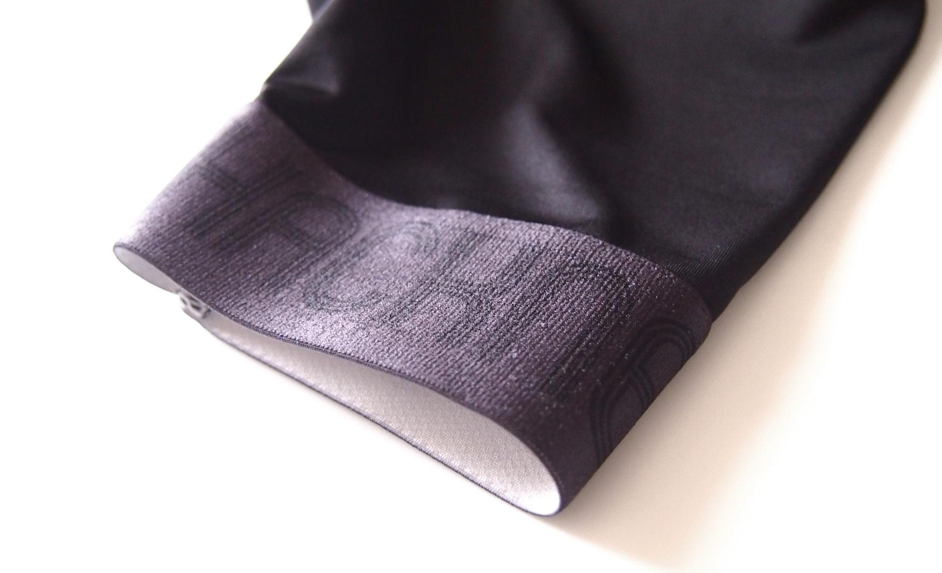 camo jersey 袖口