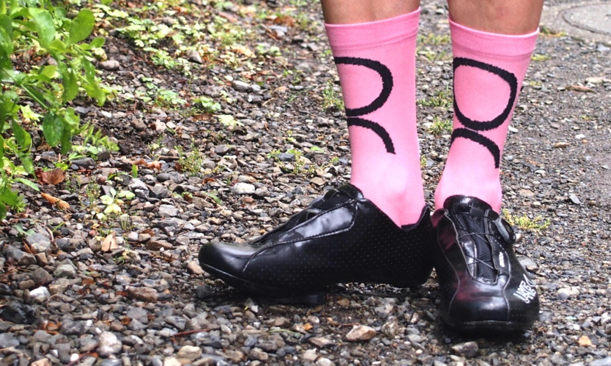 The Wonderful Socks Giro Front