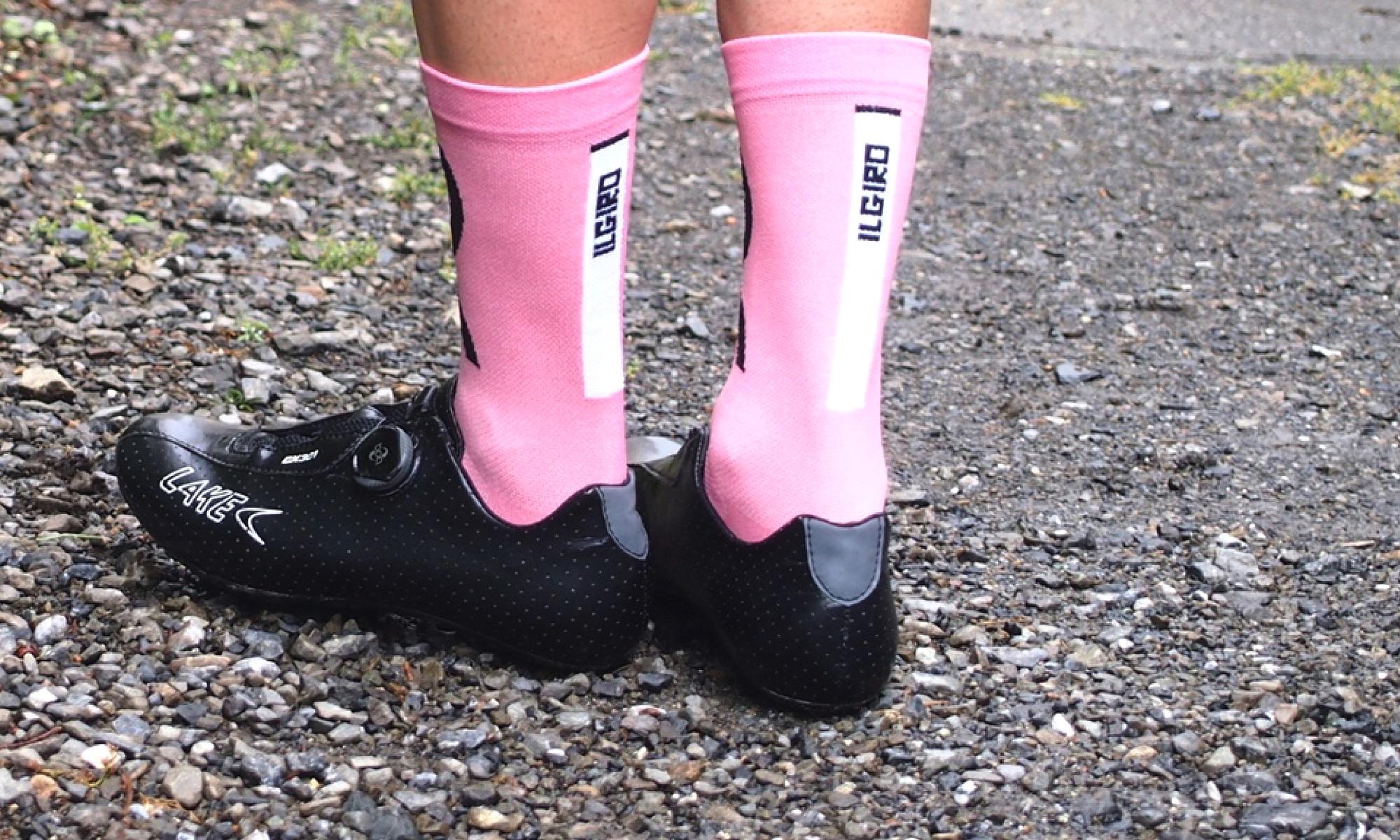 The Wonderful Socks Giro Rear