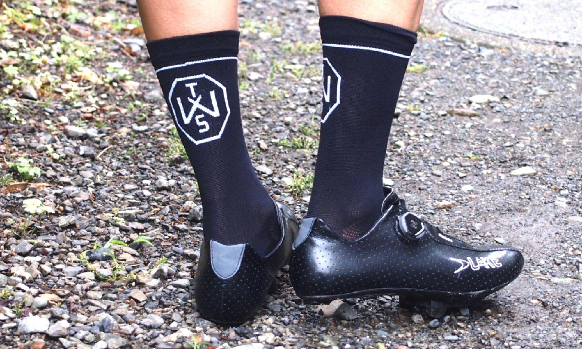 The Wonderful Socks #1 Rear