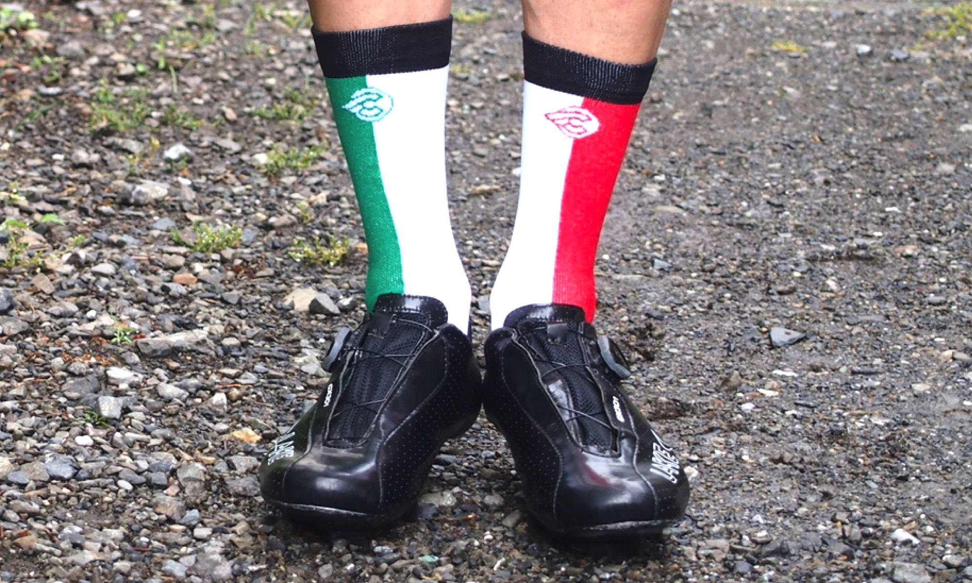 The Wonderful Socks Cinelli front