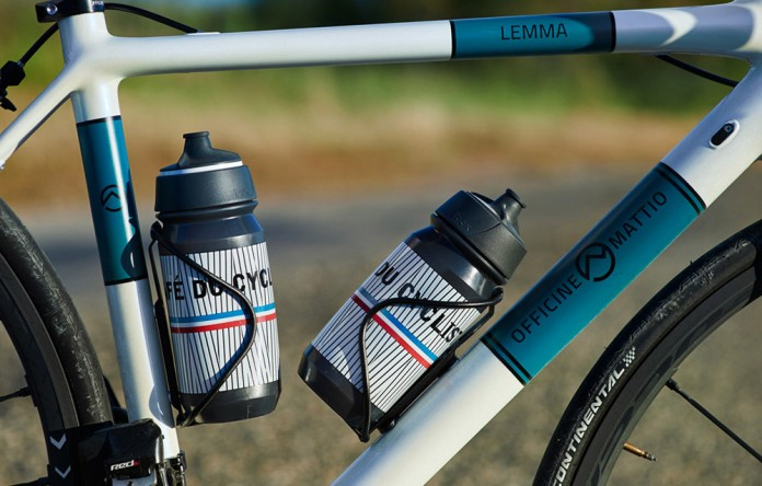 Cafe du Cycliste x Mr Porter - Bidon