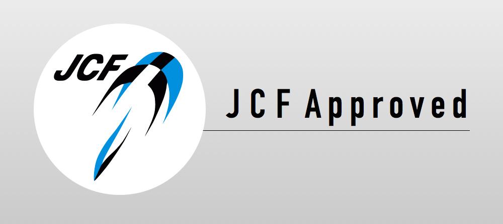 JCF公認マーク