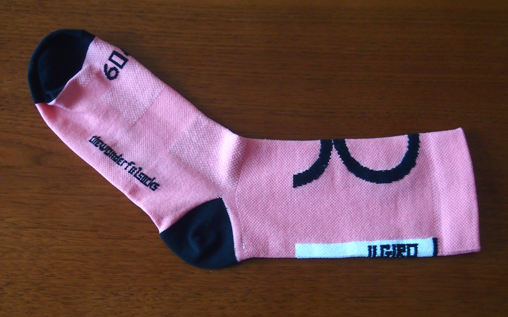 The Wonderful Socks 素材感