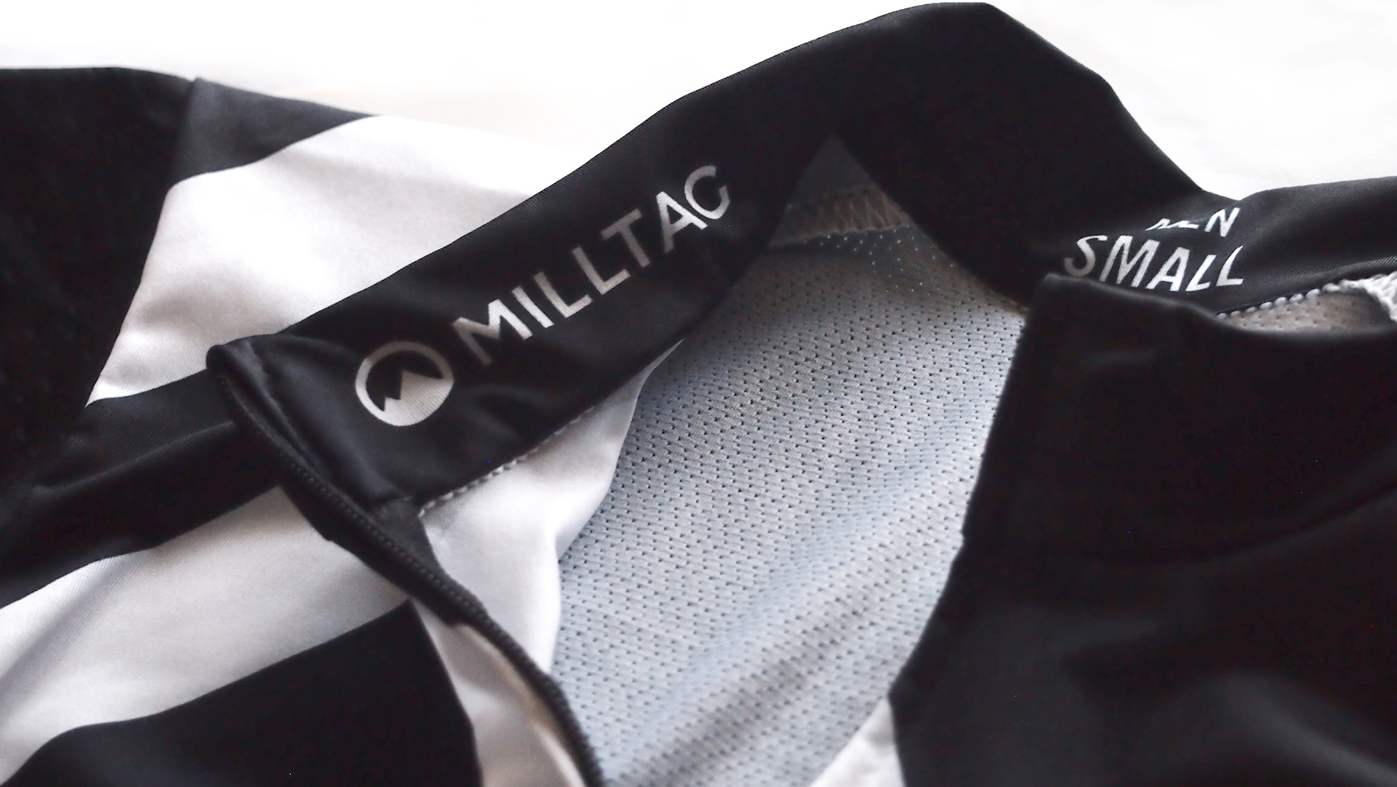 milltag sector men jersey 襟