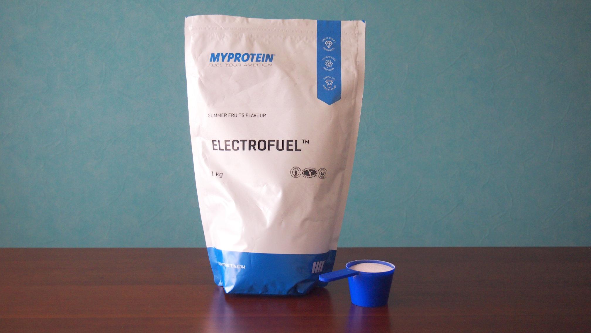 MyProtein ElectroFuel 1