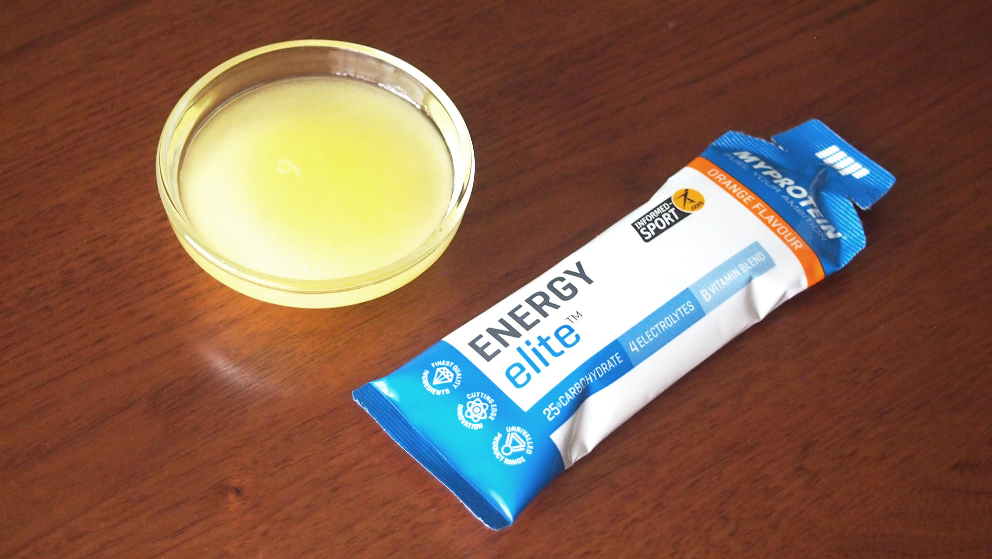 MyProtein Energy Elite