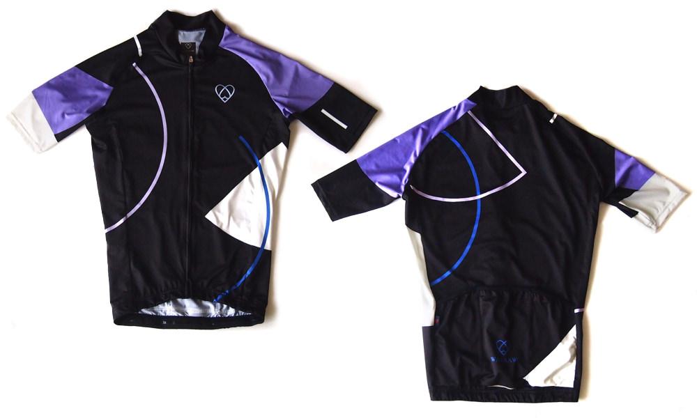 warsaw cycling retrofutur jersey