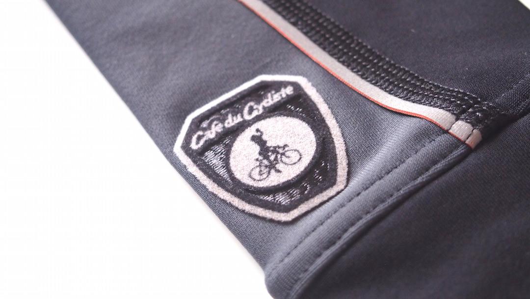 Cafe du Cycliste LOULOU アームウォーマーワッペン