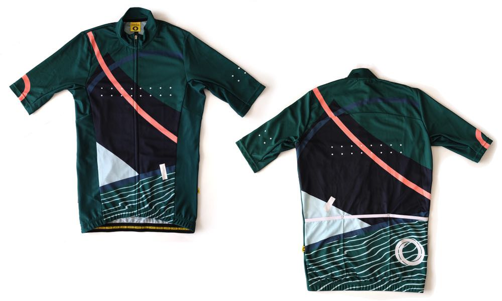 Pedla linear jersey