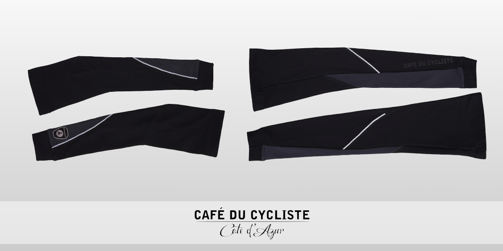 cafe du cycliste warmers