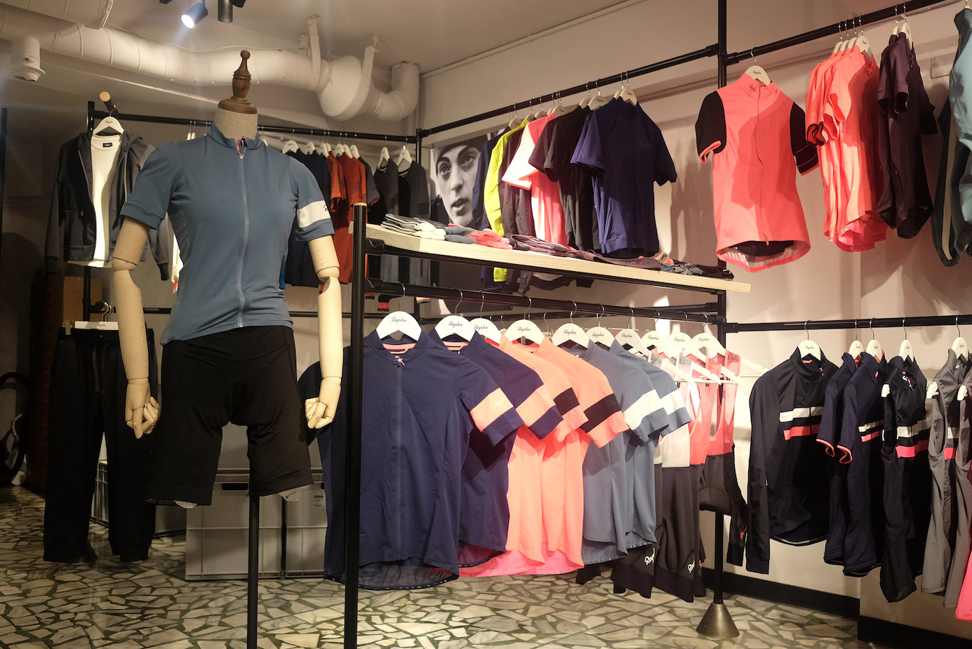 Rapha Clothing