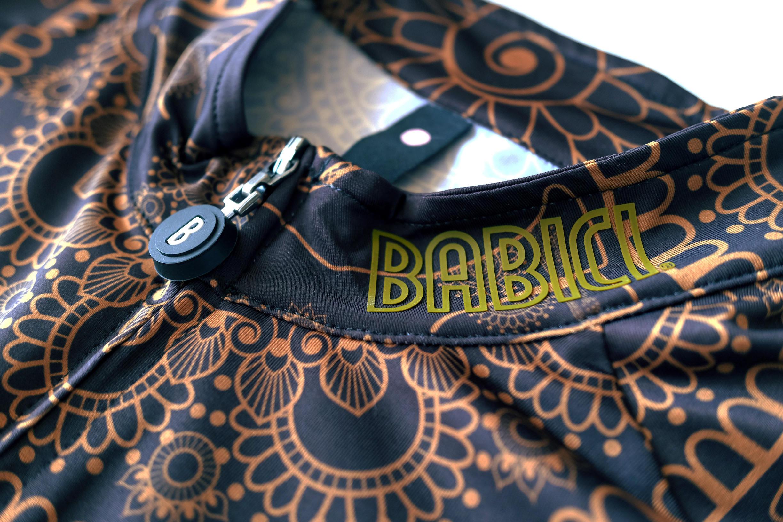 Babici Krishna Jersey 襟