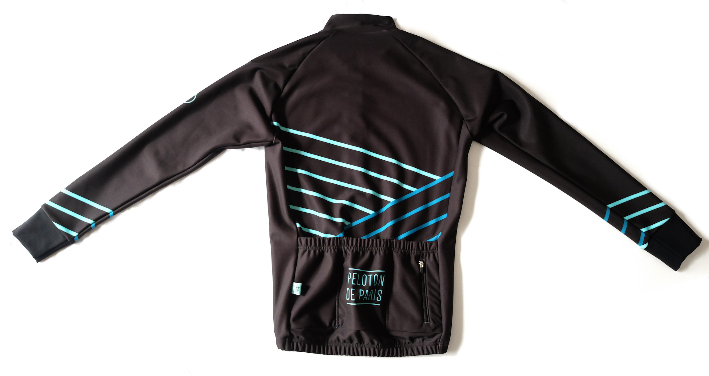 Switchback Jersey リア