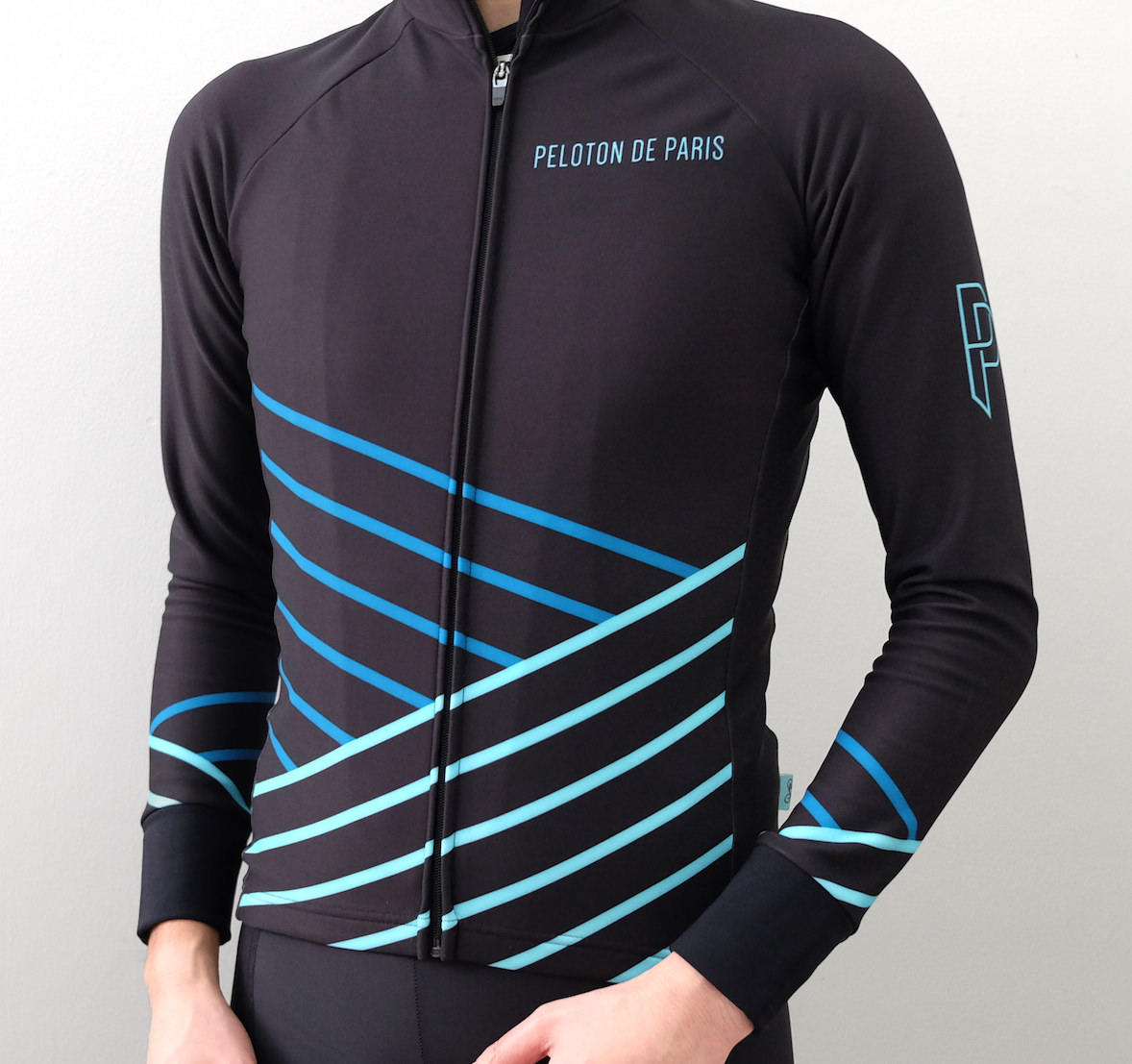 Switchback Jersey 前面着用イメージ