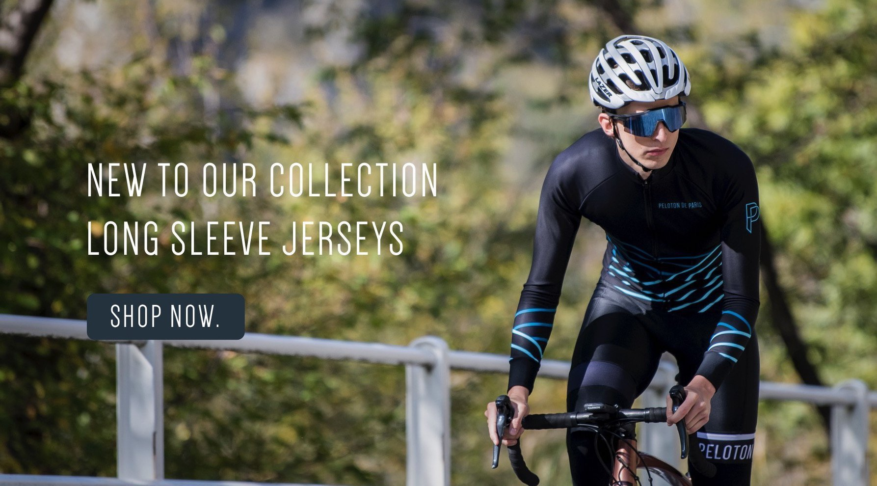 Peloton de Paris Long sleeve collection