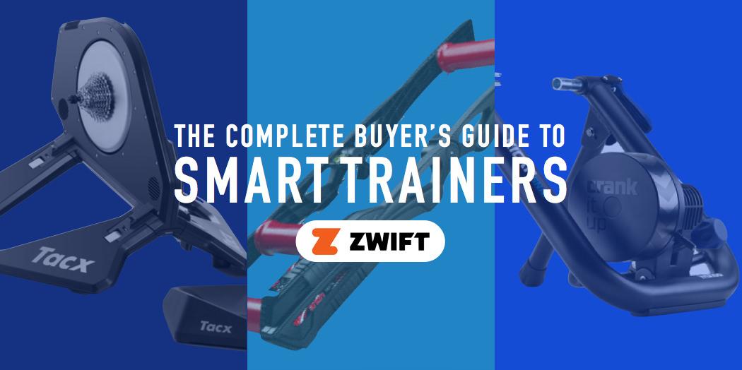 zwift対応スマートトレーナー完全購入ガイド