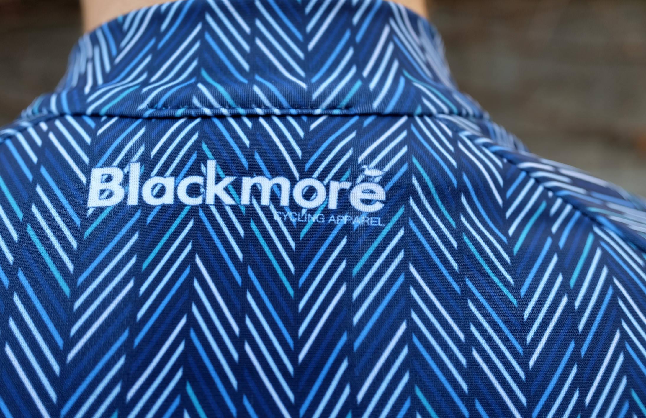 blackmore herrinbone 背中
