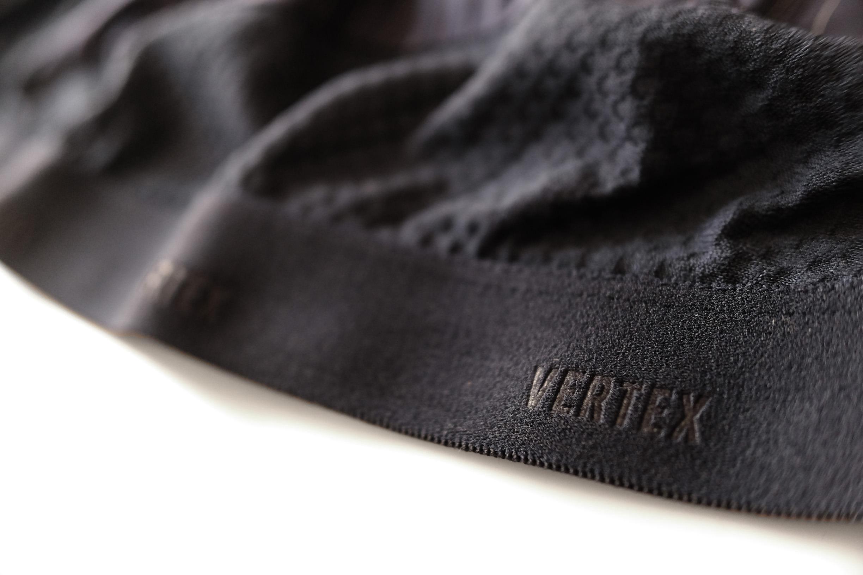 Vertex Pinstripe Jersey 裾