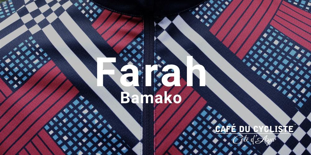 Café du Cycliste Farah Bamako