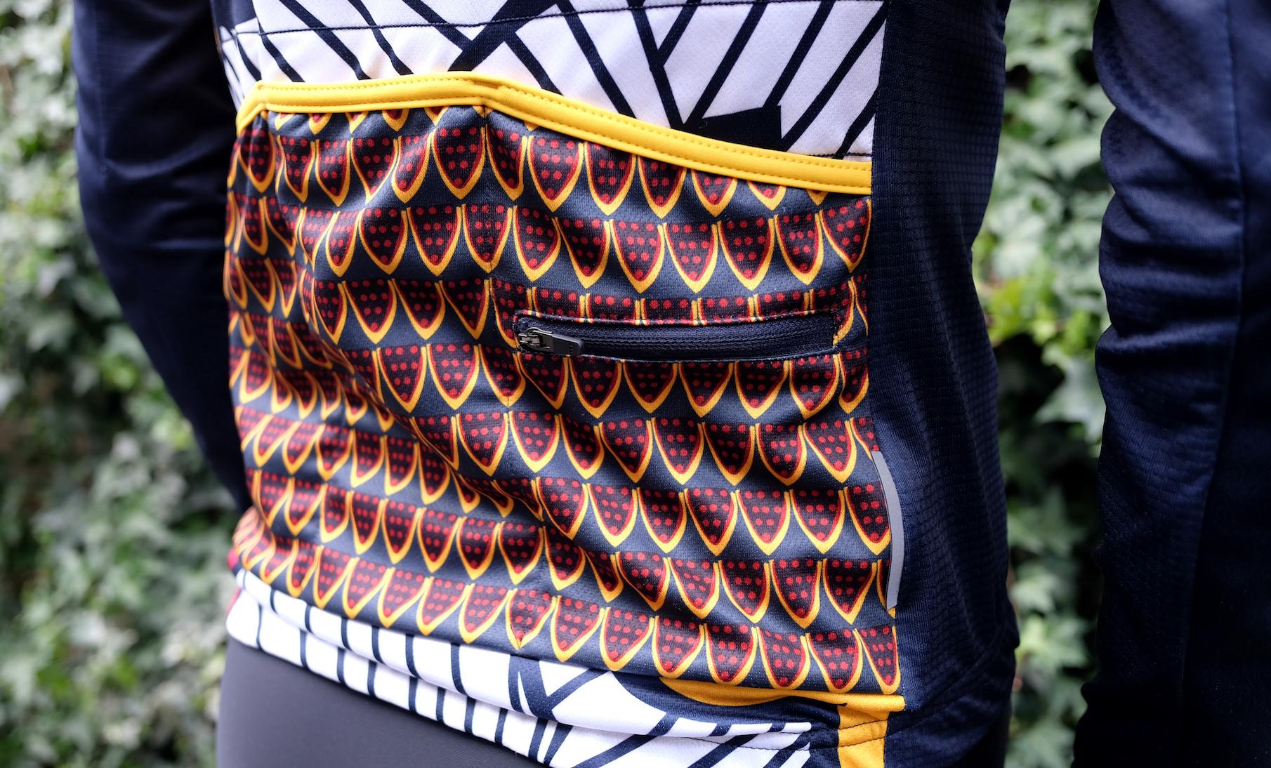 Farah Bamako バックポケット