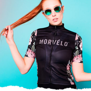 morvelo womens road reefer jersey