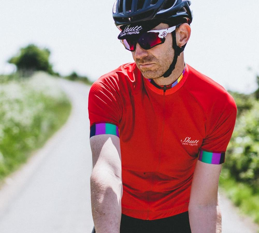 Pro Performance Jersey - Red