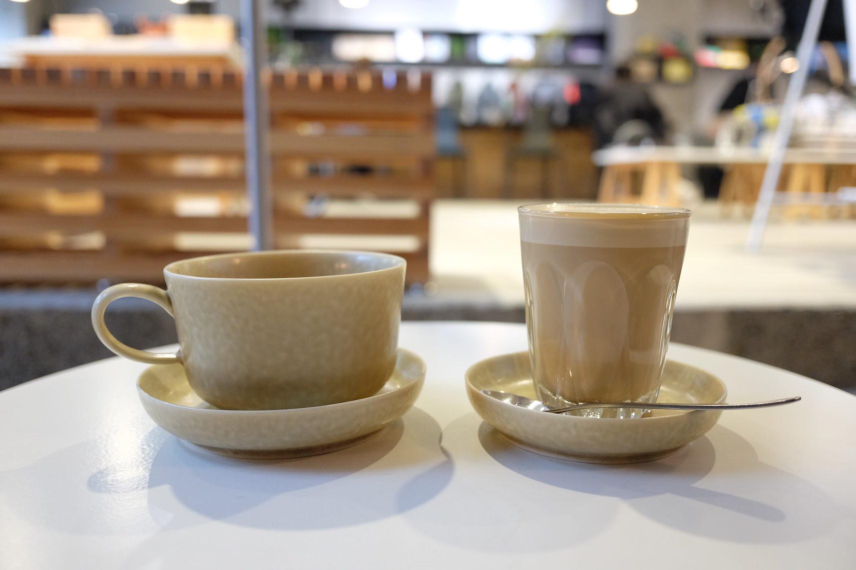 Ratio&Cコーヒー