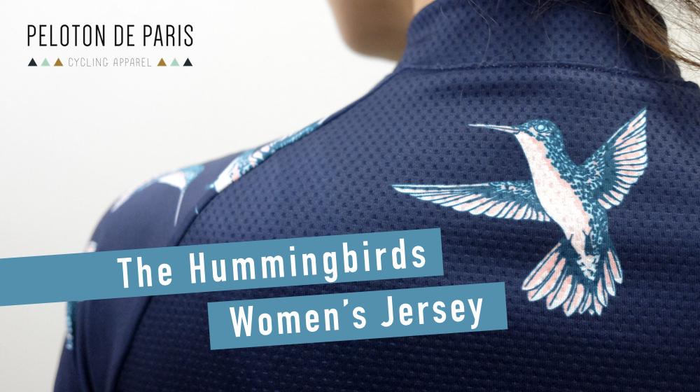 Hummingbirds Womens Jersey - KV