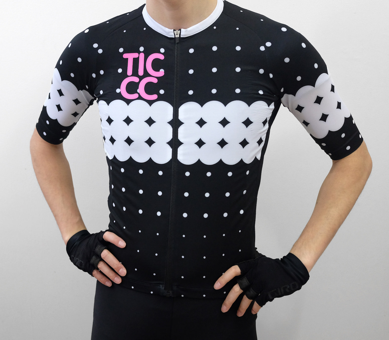 tic puncheur jersey - front