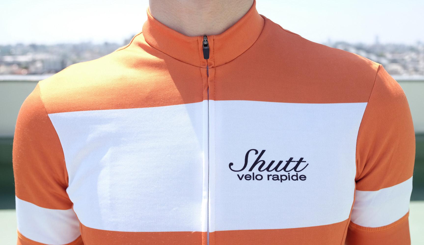1978 Heritage jersey 胸部