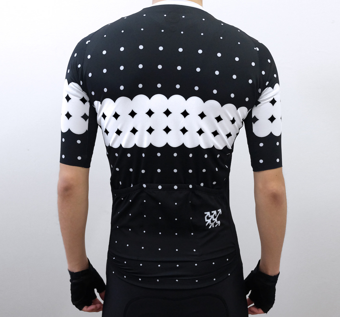 tic puncheur jersey - back