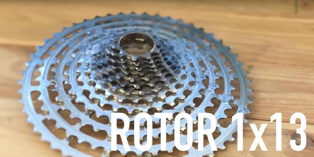 rotor 1x13