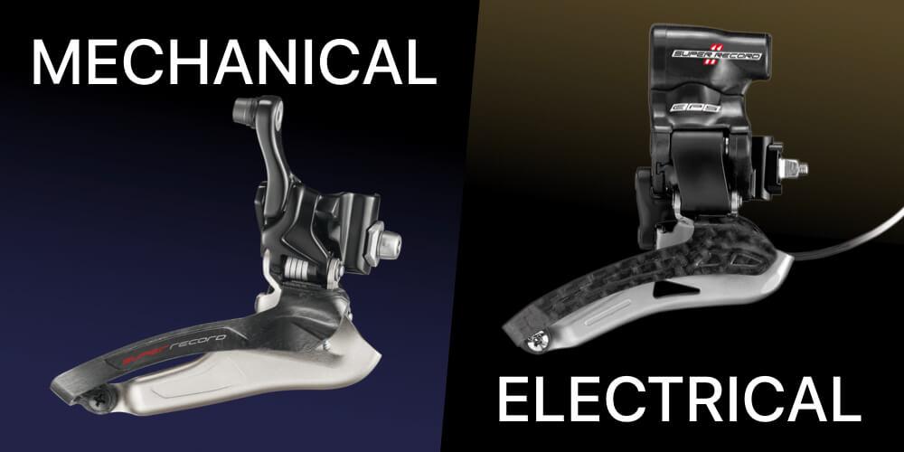 機械式か電動か