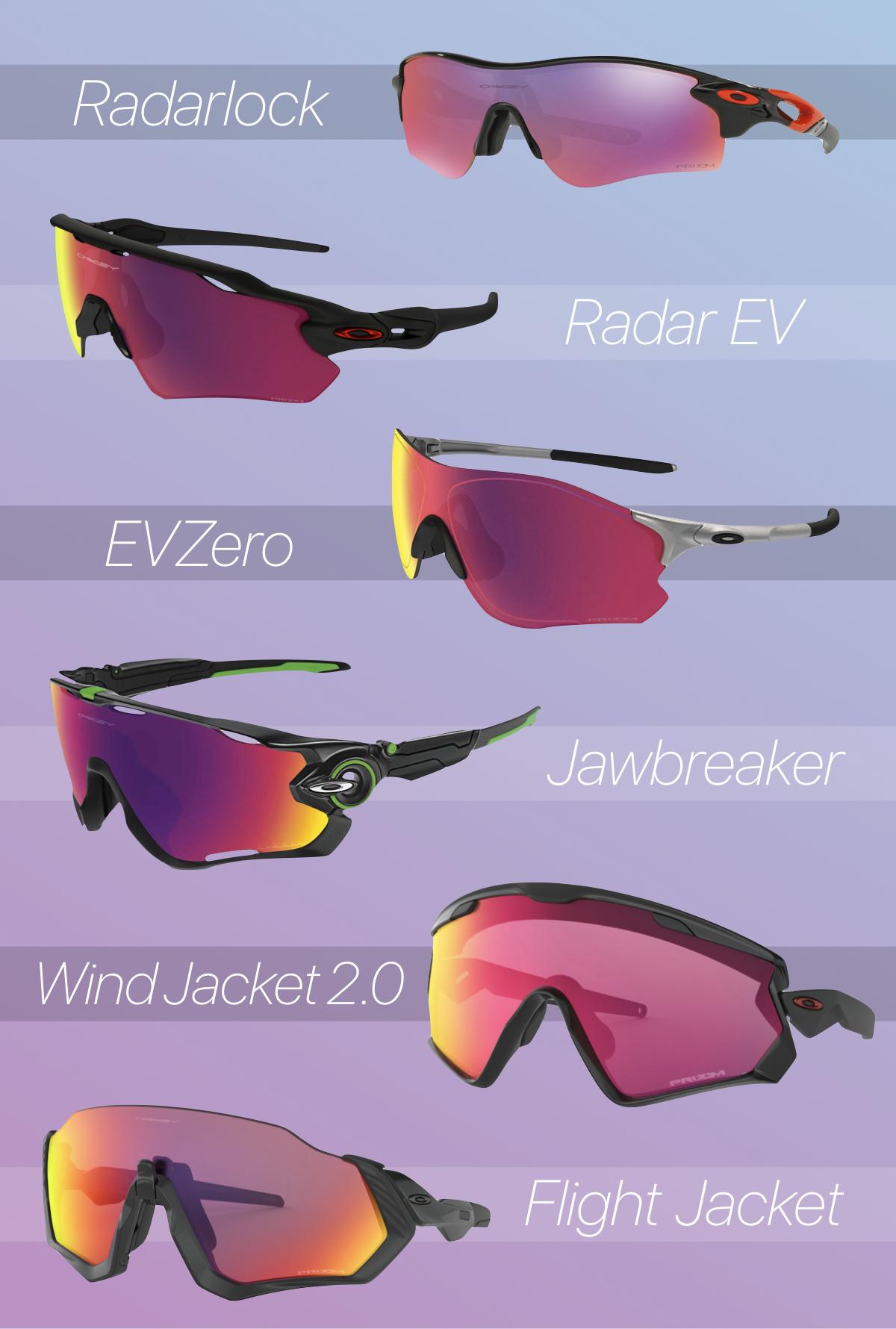 Oakley Sunglasses ロードバイク用