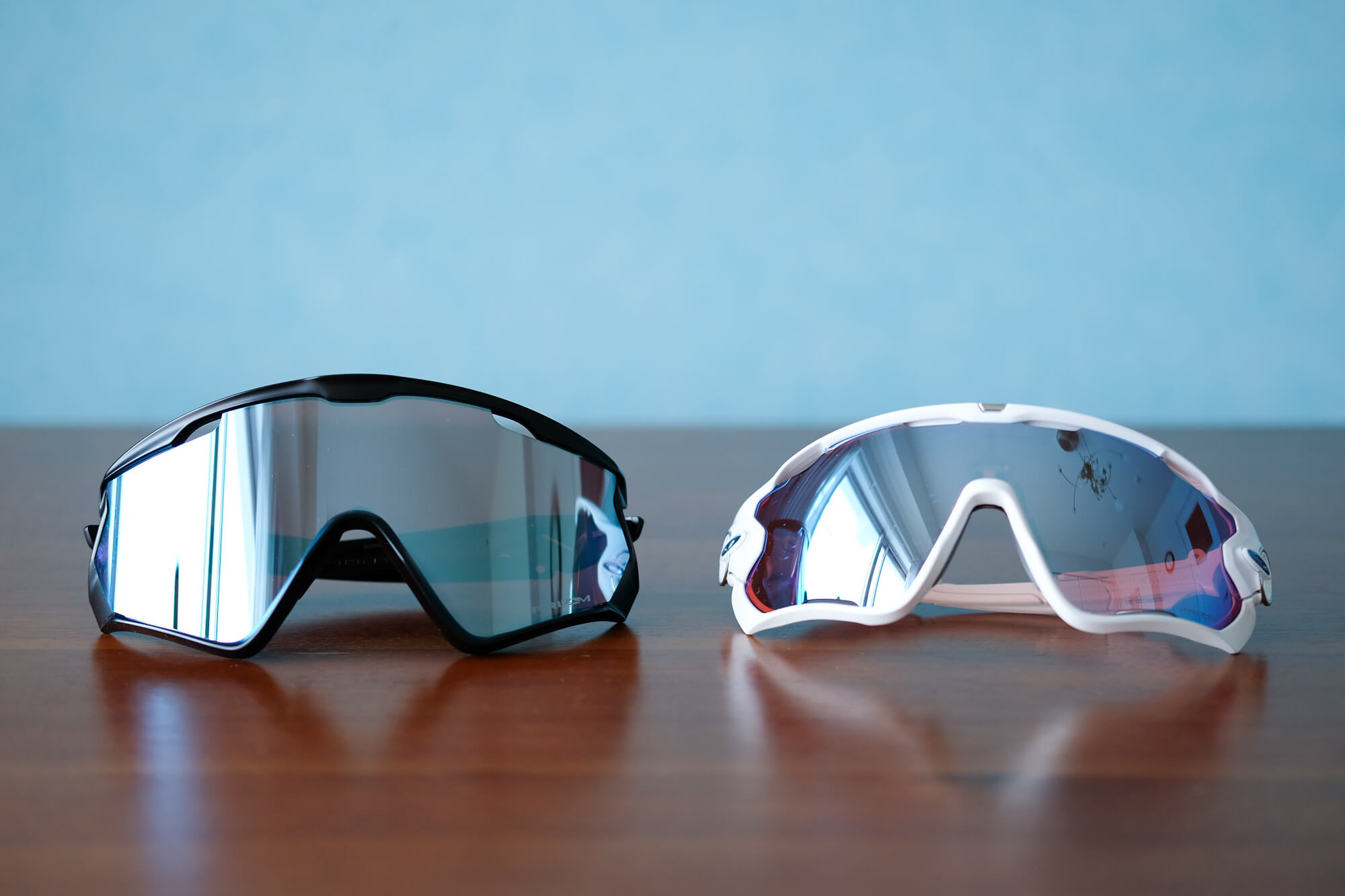 Oakley Wind Jacket 2.0 vs Jawbreaker