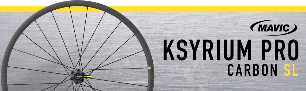 Mavic Ksyrium Pro Carbon SL