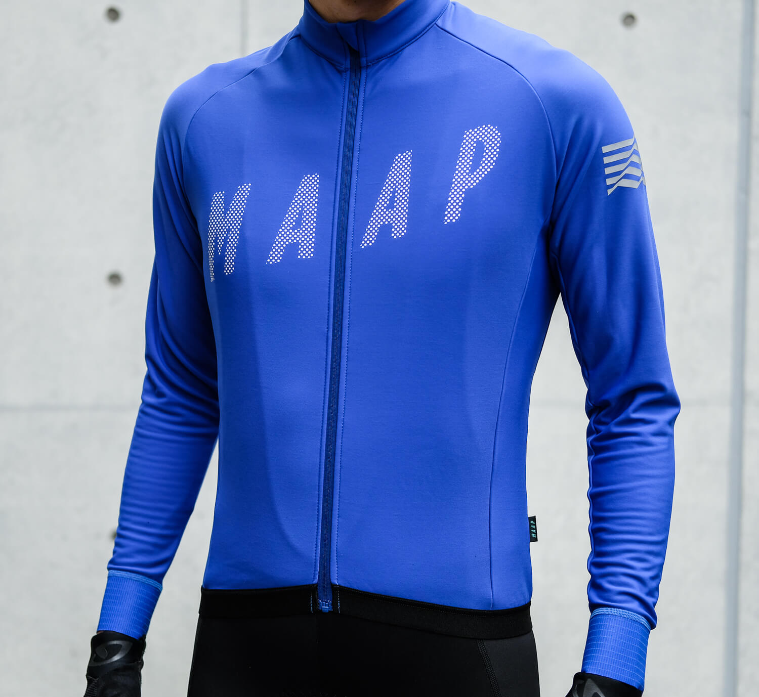 MAAP Escape Pro Winter Jersey Front
