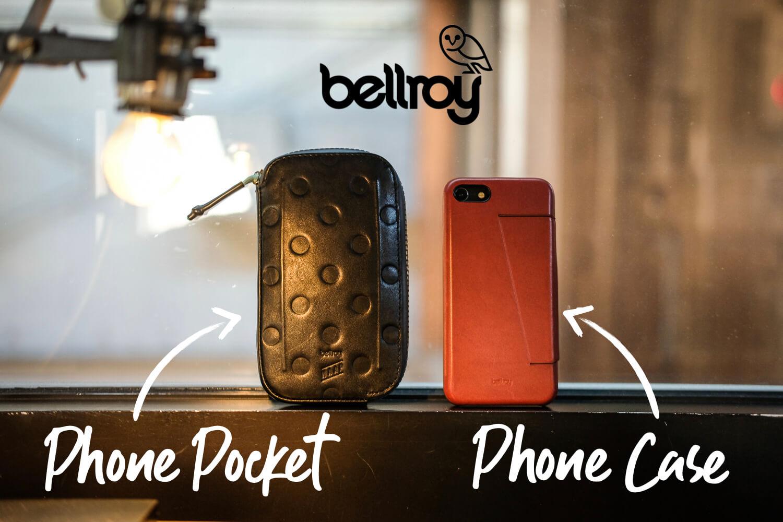 Bellroy Phone Pocket & Case