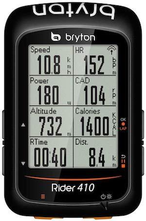 Bryton Rider410