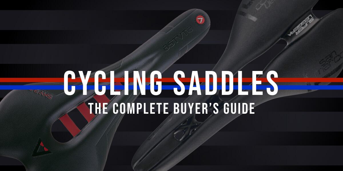 ロードバイク用サドルの選び方&おすすめ