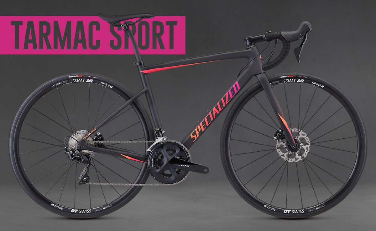 Specialized Tarmac Sport