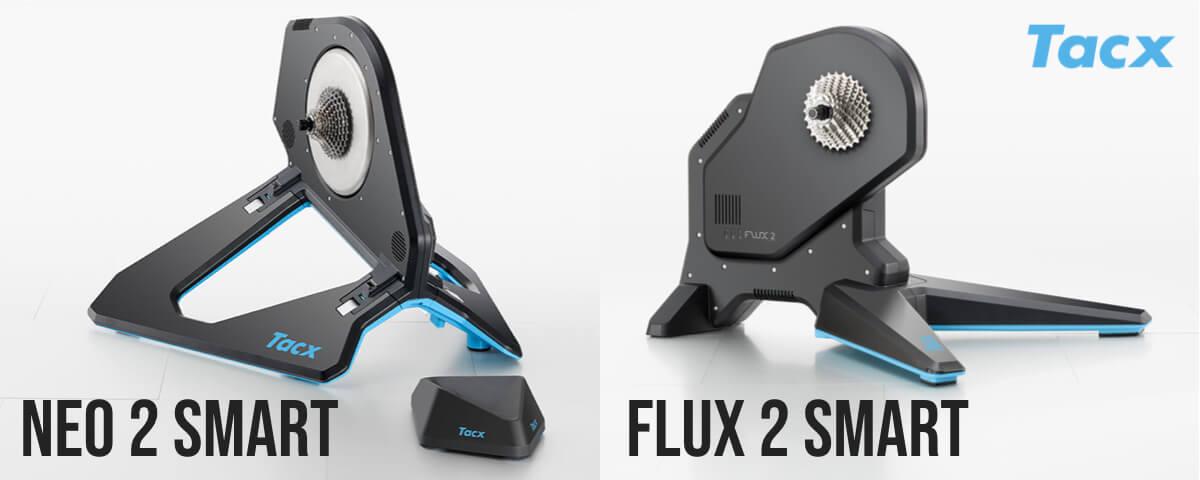 Tacx Neo 2 Smart & Flux 2 Smart